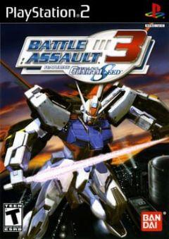 Cover Battle Assault 3 featuring Gundam Seed