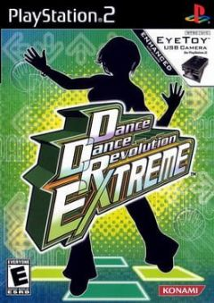 Cover Dance Dance Revolution Extreme
