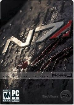 Cover Mass Effect 2: Collector's Edition