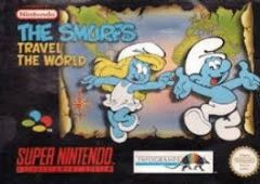 Cover The Smurfs Travel the World