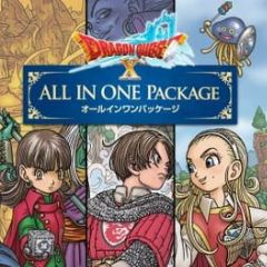 Cover Dragon Quest X – All In One Package