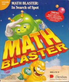 Cover Math Blaster: Episode One – In Search of Spot