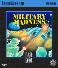 Cover Military Madness