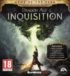 Cover Dragon Age: Inquisition – Game of the Year Edition
