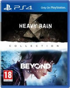 Cover Heavy Rain & Beyond: Two Souls – Collection