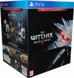 Cover The Witcher 3: Wild Hunt Collector's Edition