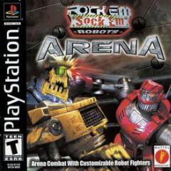 Cover Rock 'em Sock 'em Robots Arena
