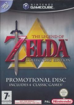 Cover The Legend of Zelda: Collector's Edition