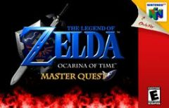 Cover The Legend of Zelda: Ocarina of Time – Master Quest
