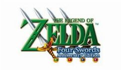 Cover The Legend of Zelda: Four Swords Anniversary Edition