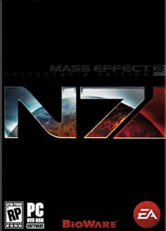 Cover Mass Effect 3 – N7 Collector's Edition
