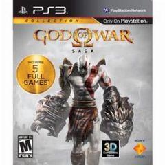 Cover God of War Saga Collection