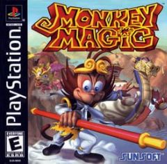 Cover Monkey Magic