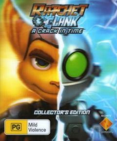 Cover Ratchet & Clank: A Crack in Time – Collector's Edition