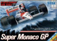 Cover Super Monaco GP
