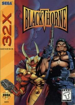 Cover Blackthorne