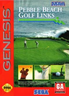 Cover True Golf Classics: Pebble Beach Golf Links