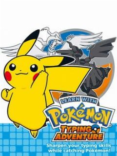 Cover Learn with Pokémon: Typing Adventure