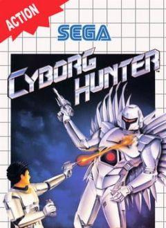 Cover Cyborg Hunter