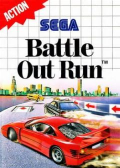 Cover Battle OutRun