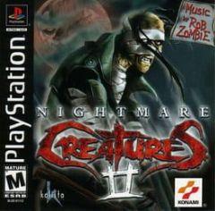 Cover Nightmare Creatures II