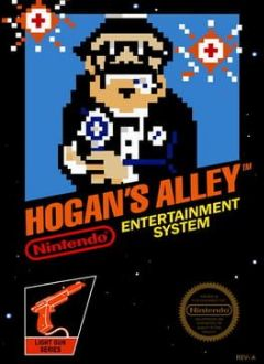 Cover Hogan's Alley