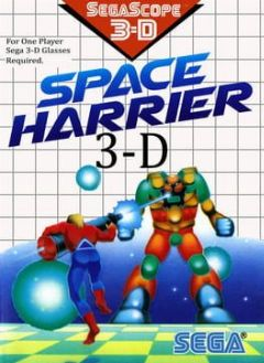 Cover Space Harrier 3-D