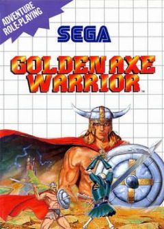 Cover Golden Axe Warrior