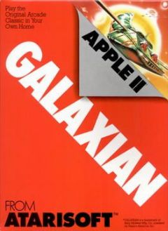 Cover Galaxian