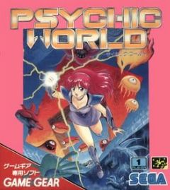 Cover Psychic World