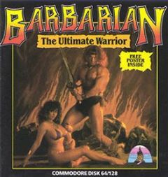 Cover Barbarian: The Ultimate Warrior