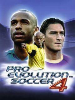 Cover Pro Evolution Soccer 4