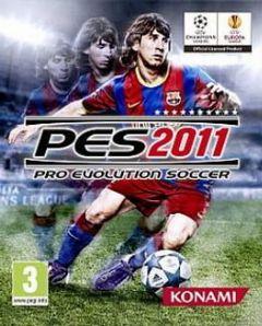 Cover Pro Evolution Soccer 2011