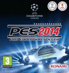Cover Pro Evolution Soccer 2014
