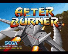 Cover Afterburner II