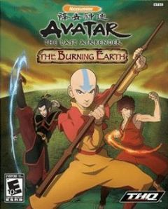 Cover Avatar: The Last Airbender – The Burning Earth