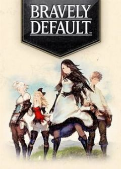 Cover Bravely Default