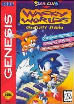 Cover Wacky Worlds Creativity Studio