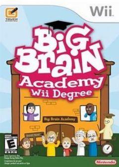 Cover Big Brain Academy: Wii Degree