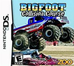Cover Bigfoot: Collision Course