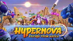 Cover HYPERNOVA: Escape from Hadea
