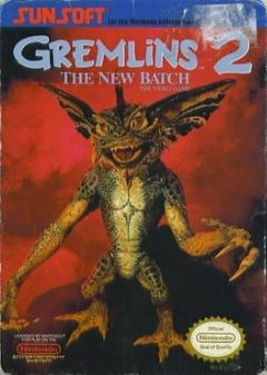 Cover Gremlins II: The New Batch