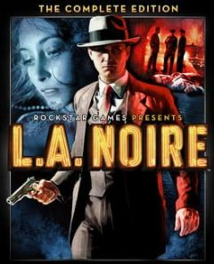 Cover L.A. Noire: The Complete Edition