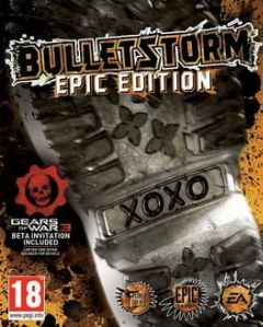 Cover Bulletstorm: Epic Edition