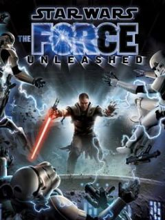 Cover Star Wars: The Force Unleashed