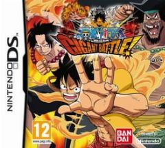Cover One Piece – Gigant Battle!
