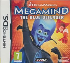 Cover Megamind: The Blue Defender