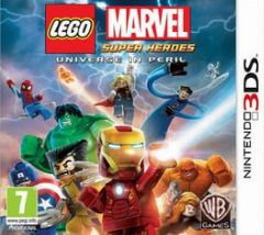 Cover Lego Marvel Super Heroes: Universe in Peril