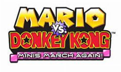 Cover Mario vs. Donkey Kong: Minis March Again!