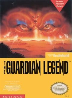Cover The Guardian Legend